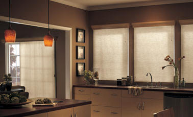 Semi Opaque Cellular Shades
