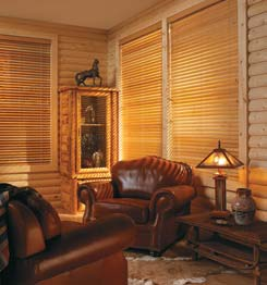 Graber's Traditions� Wood Blinds